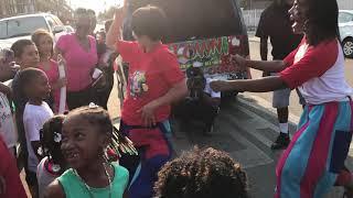 LA DANCERS GOT SKILLS! RAW TALENT | OfficialTSquadTV | Tommy The Clown