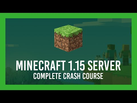 How To Make A Minecraft 1.15.1 Server (Vanilla | Free | +Port Forwarding Guide)