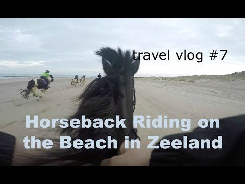 Riding in Zeeland [the Netherlands] : Travel Vlog #7