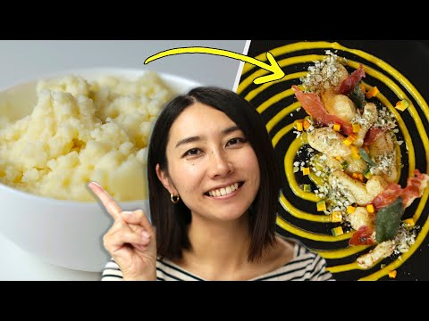 Can This Chef Make Instant Mashed Potatoes Fancy? • Tasty