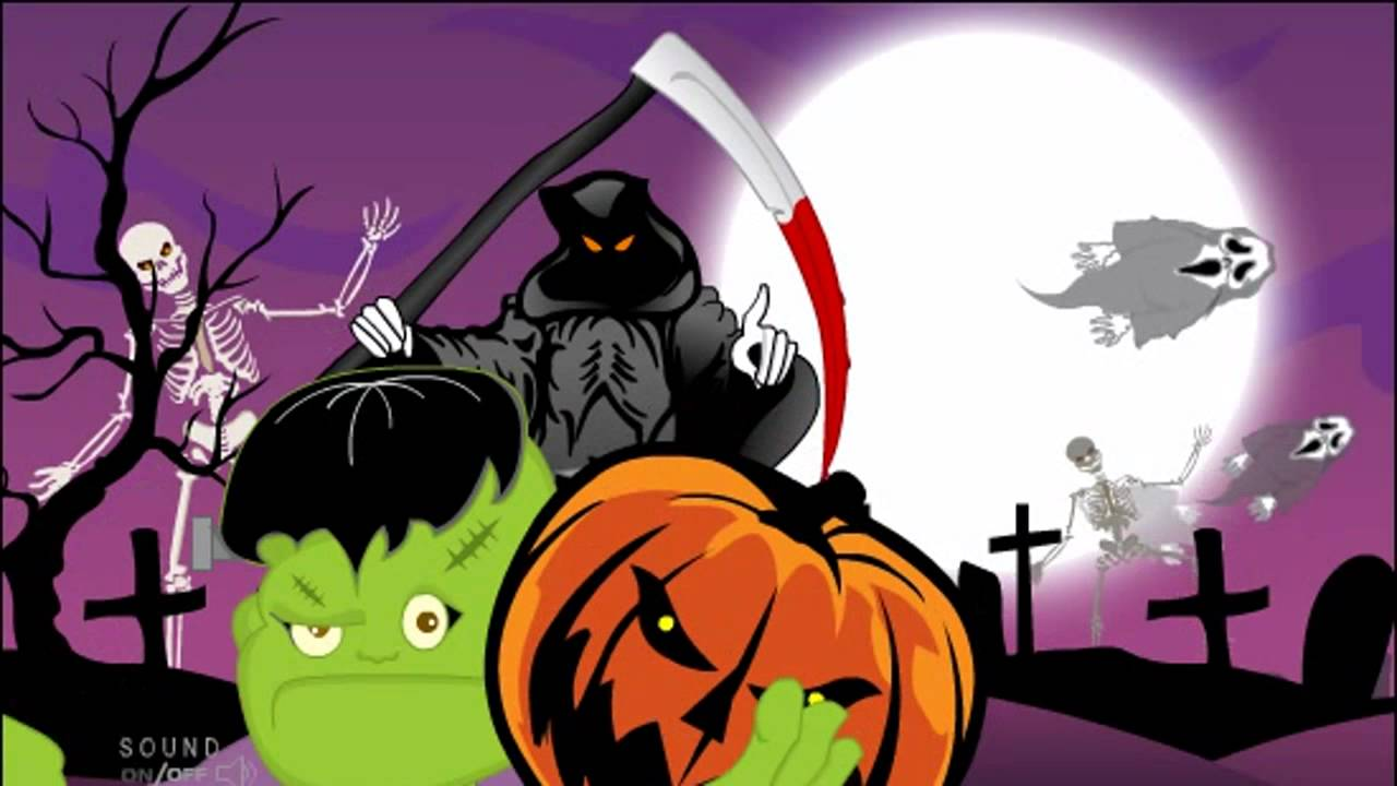 Happy Halloween | Witches | Ghost | Wishes | Ecards | Greetings Card |  Video | 07 06