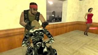 Counter Strike Source Приколы от (IronMan)#2.