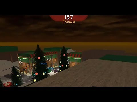 How to Get on The Roof in Christmas Town   Framed! - YouTube