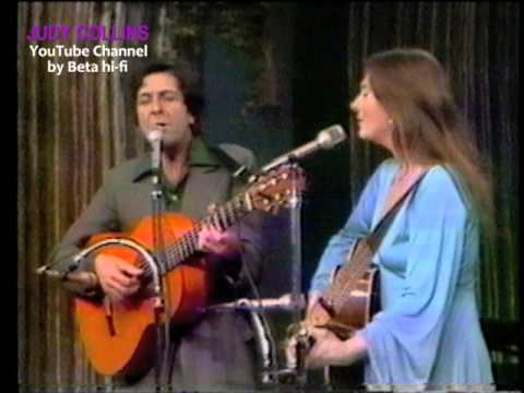 "JUDY COLLINS & LEONARD COHEN - ""Hey, Thats No Way To Say Goobye"" 1976"