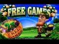 Wild Lepre'coins Slot Machine - Bonuses with lots of leprechaun action!