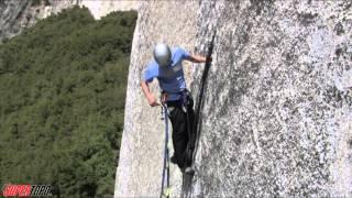 Basic Aid Climbing Leading Technique - How To Big Wall Climb