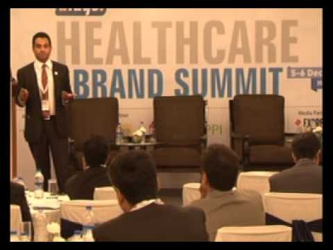 Healthcare Brand Summit 2013, Mumbai