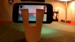 Diy: How To Make A Homemade Tripod For Your Iphone, Ipad, Ipod, Ipad Mini, Android, Phone (under $1)