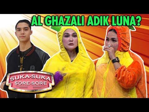 Al Ghazali Adik Luna Maya Atau Calon Luna Maya? - Suka Suka Sore Sore (7/2) PART 3