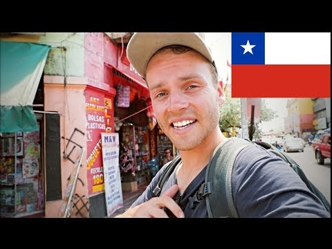 SANTIAGO, CHILE 🇨🇱 (Exploring the City!)