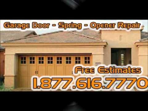 Angel Garage Door Repair Alhambra Ca 626 723 3067 Youtube