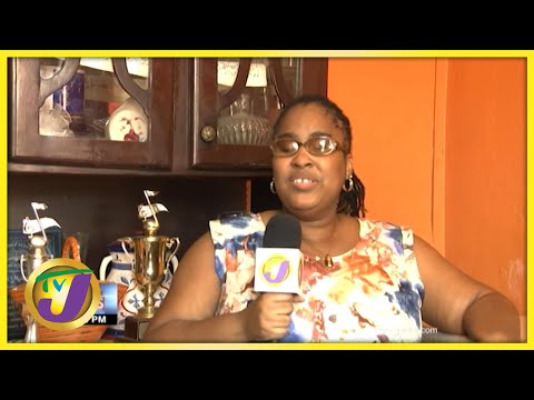 A Blind Woman With a Vision - Kimiela Candy Isaacs   TVJ News - Oct 11 2021