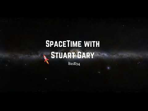 A star stripped naked - SpaceTime with Stuart Gary S21E34 - The Astronomy Podcast