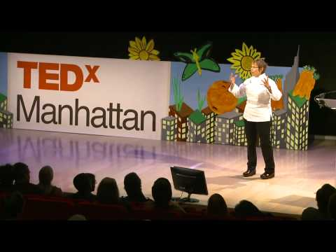 Lunch Lessons, Changing the Way We Feed Our Children: Ann Cooper at TEDxManhattan