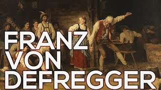 Franz von Defregger: A collection of 53 paintings (HD)