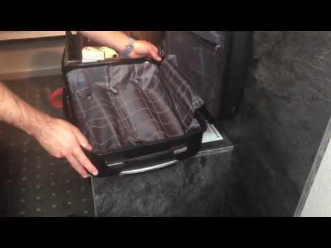 valisette rigide trolley 4 roues et poign e t lescopique petite valise cabine bien con ue et. Black Bedroom Furniture Sets. Home Design Ideas
