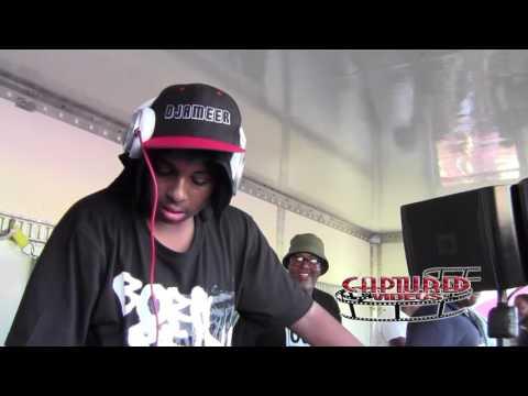DJ AMEER HILLSIDE HOUSE MUSIC FESTIVAL 2016