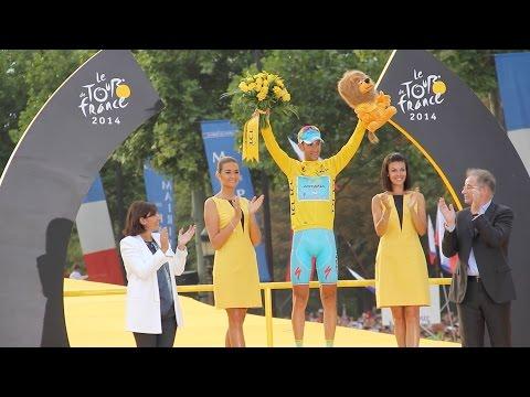 2014 Tour de France Jersey Presentations