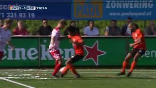 Katwijk - Kozakken Boys 1-1 | VVKatwijkTV