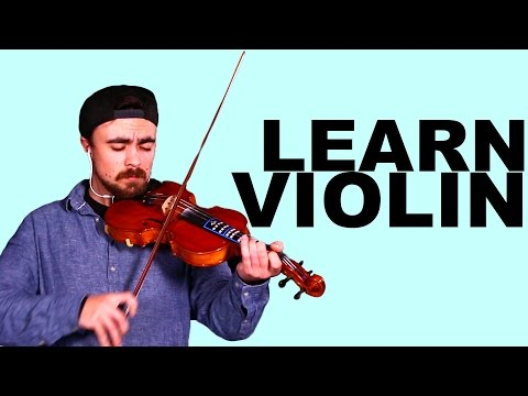 Learn To Play Violin
