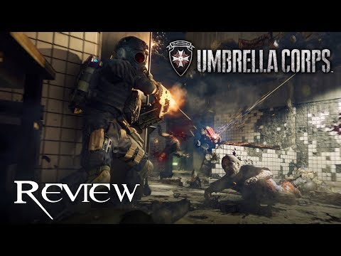 Umbrella Corps Review (PC/PS4)