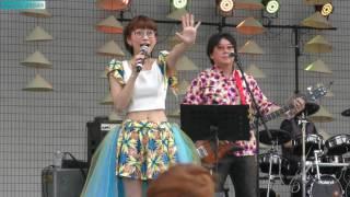 代々木公園野外ステージ live.