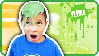 SLIME TIME How to, Nickelodeon Super Slimy from Toys R US - TigerBox HD
