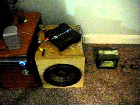 Speaker Setup For Car Dual Amplifier Speaker Setup