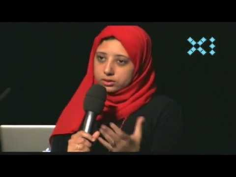 re:publica 2011 - Noha Atef - Egyptian Social Media Stories on YouTube