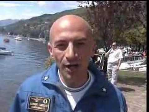 Frecce Tricolori - Intervista al magg. Tammaro