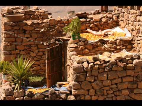 YEMEN : village de Al Hajarah