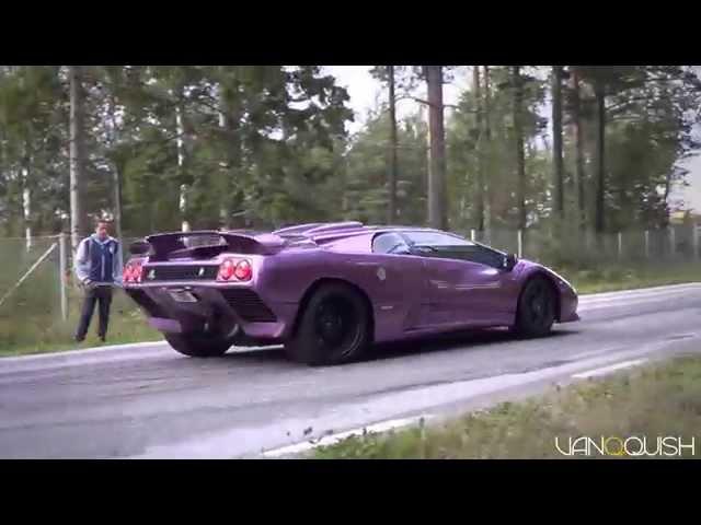 The Lamborghini Diablo Jota Had The Most Perfect Admission Of Defeat