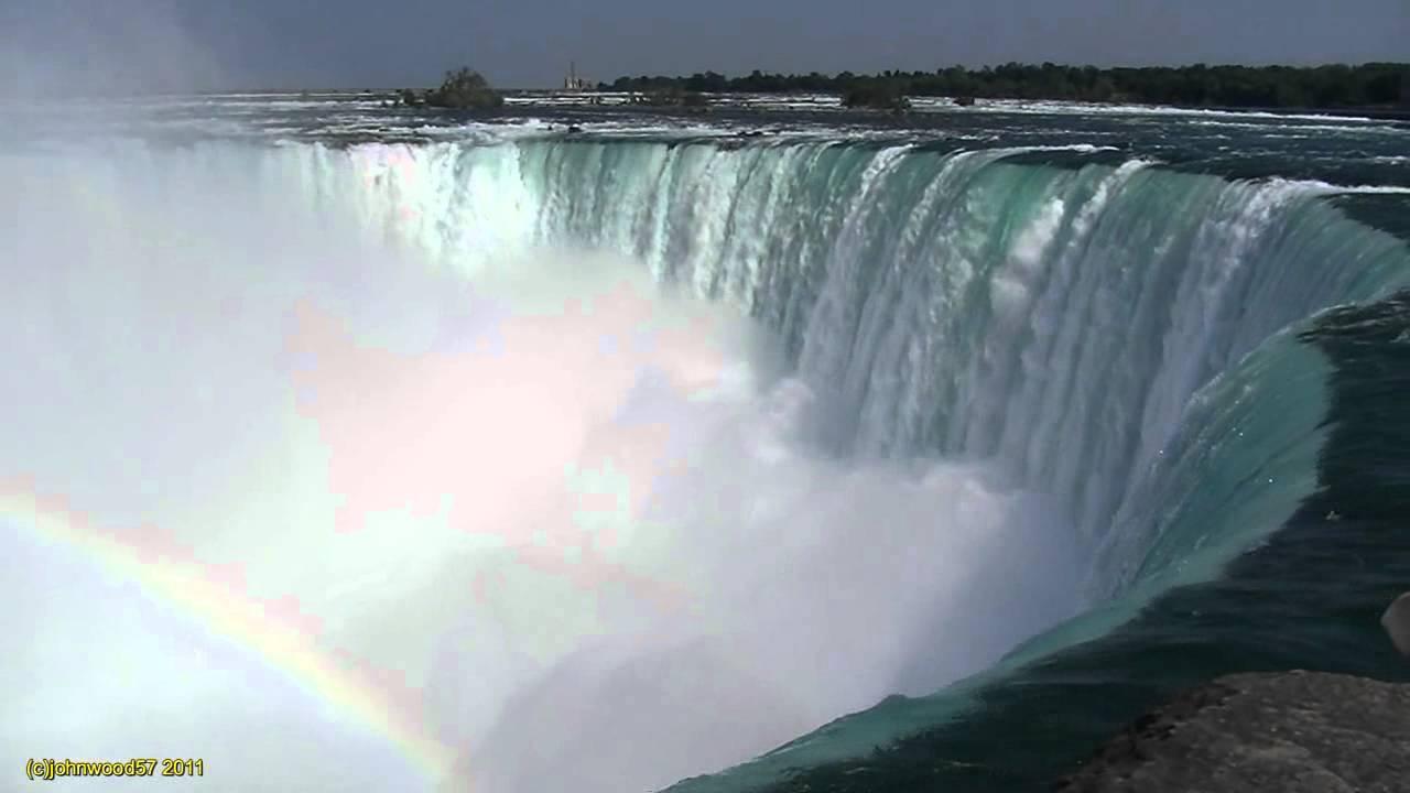 Niagara Falls Full Hd Wallpaper Niagara Falls Ontario Canada Youtube