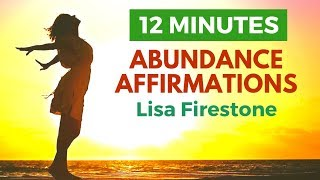Morning I AM Affirmations for Abundance | 21 Day Prosperity Challenge