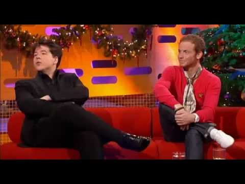 Michael McIntyre on The Graham Norton Show