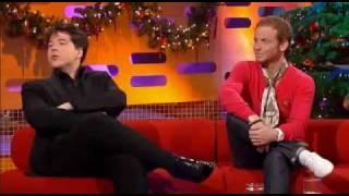 Michael McIntyre on The Graham Norton Show