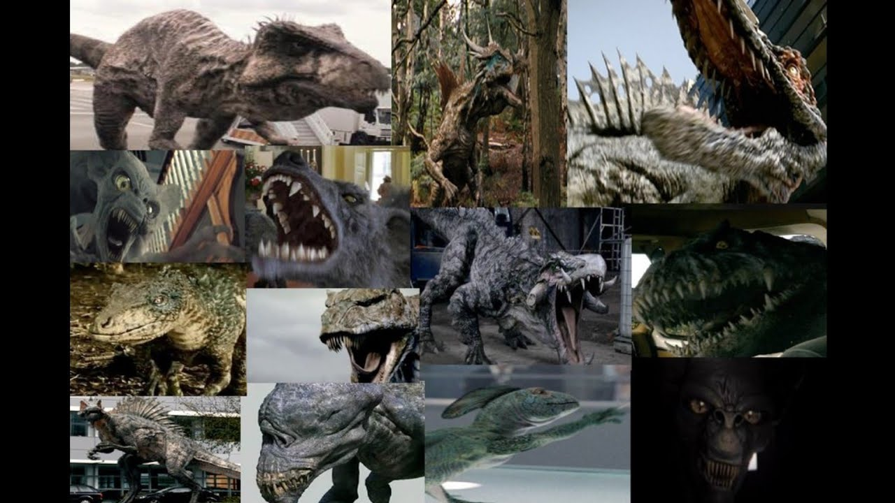 Download All Primeval / Primeval: New World Creatures In Order of Appearance (Not Including The Novels) - HD