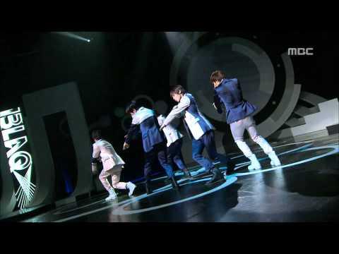 MBLAQ - Y, 엠블랙 - 와이, Music Core 20100522