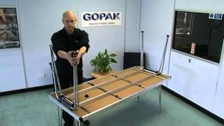 Gopak Big Foot for folding tables