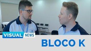 BLOCO K PARA INDÚSTRIAS E COMÉRCIOS ATACADISTAS | Visual News
