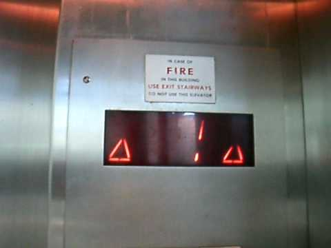 Deathtrap Beckwith Inground Hydraulic Elevators Lynn Mass MBTA Garage
