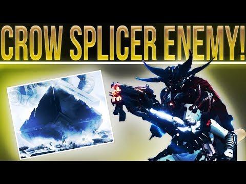 Destiny 2. GODS OF MARS LEAK! New Co-op Activities, Crow Splicer/Construct Enemy Factions & More! thumbnail