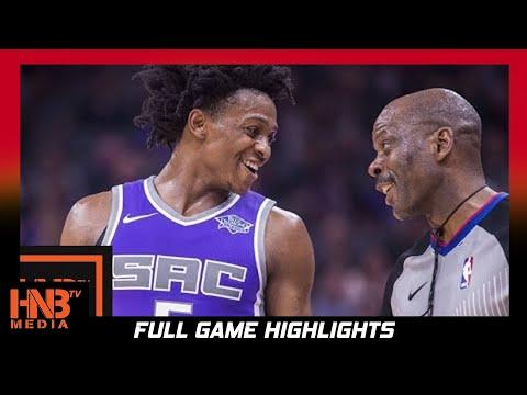 De'Aaron Fox  (19 pts, 4 ast) Full Highlights vs Suns / Week 2 / Kings vs Suns / 2017 NBA Season