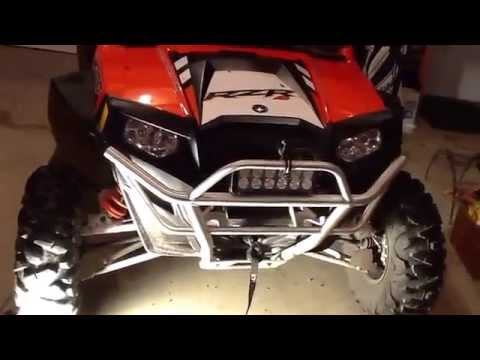 Polaris ranger RZR front or rear squeak problems very easy fix!