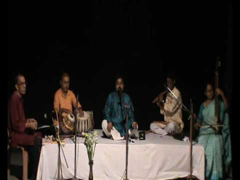 Rabindrasangeet - Aaji Borishono Mukhorito