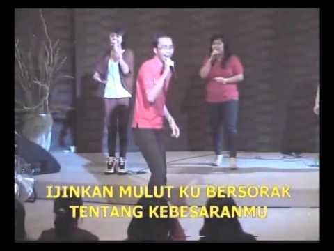 Kan Kami Angkat - True Worshipers (Frontliner Youth Cover)