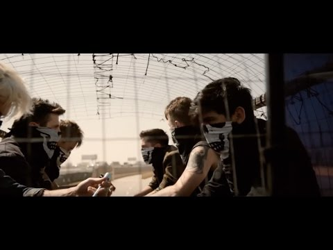 Crown The Empire - Machines (Official Music Video)