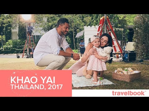 KHAO  YAI • THAILAND — TRAVELBOOK FAMILY TRIP ♥ Things To Do, Recommendations & Travel Guide in 2018