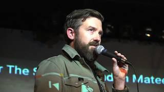Adam Johnson Winterclash Panel - Chris Haffey Vibralux VOD