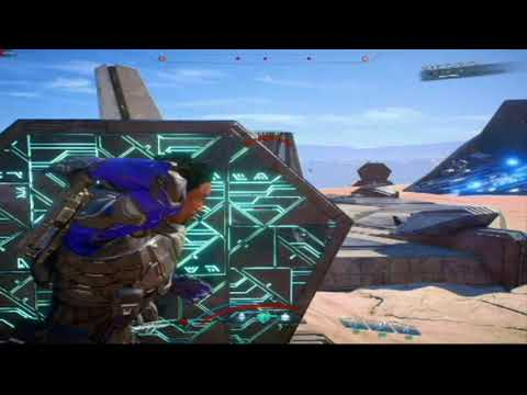 Mass Effect Andromeda PC part 23 Kett's Bane part 1